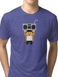the Legend of Cusack Tri-blend T-Shirt