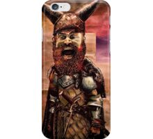 King Richard IV iPhone Case/Skin