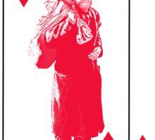 hobo poker Sticker