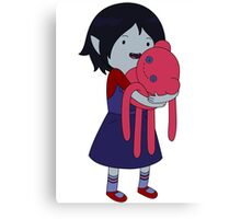 Marceline and Hambo Canvas Print