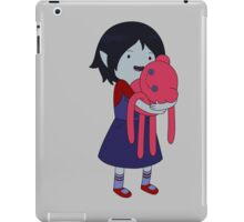 Marceline and Hambo iPad Case/Skin