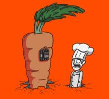 The carrot's revenge Kids Clothes