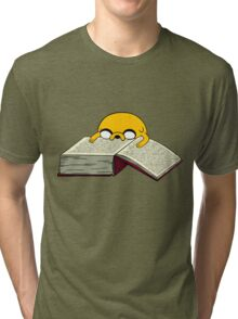 Jake Reading  Tri-blend T-Shirt