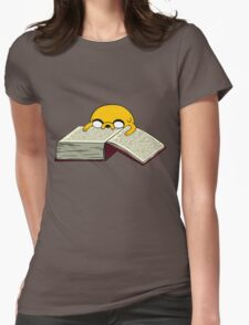 Jake Reading  Womens Fitted T-Shirt