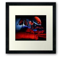 Enter Sandman Framed Print