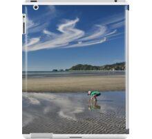 Playing in the Cloud iPad Case/Skin