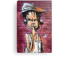 Urban Hush. Canvas Print
