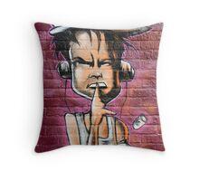 Urban Hush. Throw Pillow