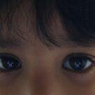 Innocent eyes by Abhijeet Basu