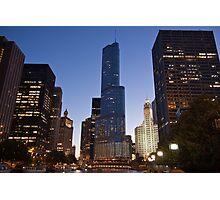 Trump Tower - Chicago Photographic Print