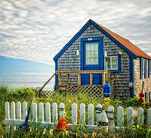 Beach cottage by bettywiley