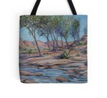 Trees on the Point Tote Bag