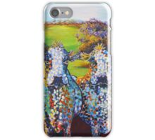 Spot & Dot on the Hill iPhone Case/Skin