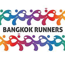 Bangkok Runners | Back & forth by Lin Da