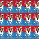 J is for Jack Russell by Ludwig Wagner