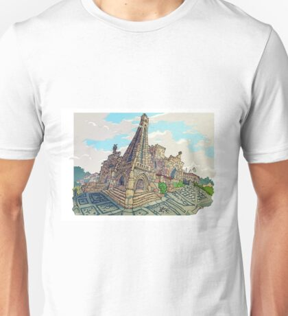 Templo Votivo Panxon Unisex T-Shirt