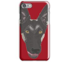 color dog dog iPhone Case/Skin