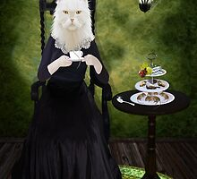 Afternoon Tea by Tanya  Mayers