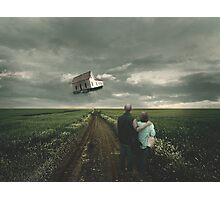 You Never Know Photographic Print