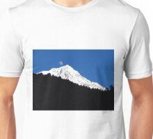 Gangapurna Mountain, Nepal Unisex T-Shirt
