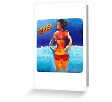 NOOSA Belle  Greeting Card