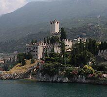 Malcesine Castle by annalisa bianchetti