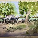 Calapaw by George Palaganas