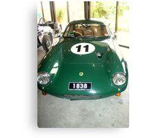 1961 Lotus Elite Super 95 Canvas Print