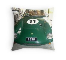 1961 Lotus Elite Super 95 Throw Pillow