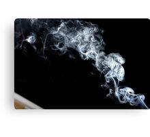 SMOKEY. Canvas Print