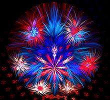 Happy 4th of July Y'all by wolfepaw
