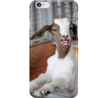 Hello!  Looks Like Lunch. iPhone Case/Skin