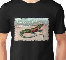 The Whistling lizard  Unisex T-Shirt