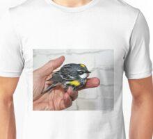 Yellow Rumped Warbler Unisex T-Shirt