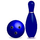 Bowling concept by robertosch