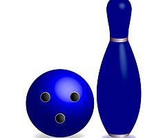 Bowling concept by Laschon Robert Paul