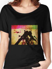 JET! PILOT! FIGHTER! PLANE! Women's Relaxed Fit T-Shirt