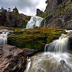 Mossy Falls II by Stephen Rowsell