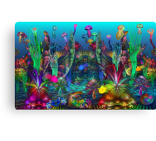 The Happy Apo Reef Canvas Print