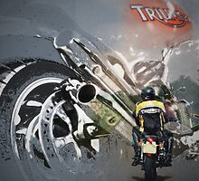 Triumph by Nigel Bangert