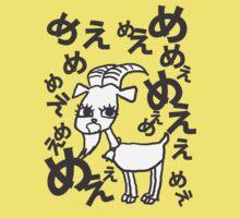 Goat!! OMGoat Kids Tee