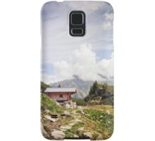 The Hut in the Mountains Samsung Galaxy Case/Skin