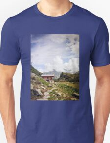 The Hut in the Mountains T-Shirt
