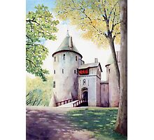 Castell Coch, Cardiff Photographic Print