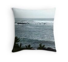 South West Passage - Port Fairy, Vic. Australia Throw Pillow