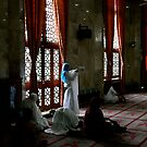 Prayer Time, Jakarta, Indonesia by Ashlee Betteridge