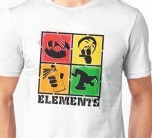 """""""Elements of HipHop"""" Unisex T-Shirt"""