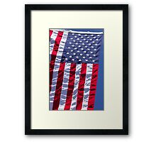 Happy Birthday, America Framed Print
