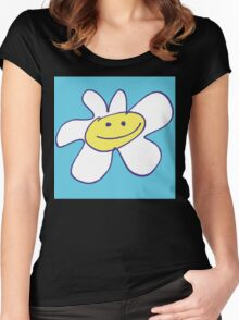 Come and See the Beautiful Daisy ... Women's Fitted Scoop T-Shirt