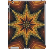 A Snowflake In Autumn 2 Fractal iPad Case/Skin
